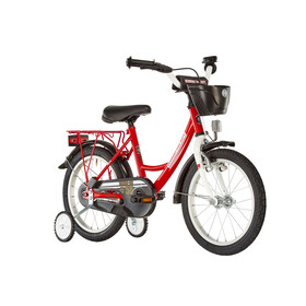"Vermont Fire Department Childrens Bike 16"" red/white"